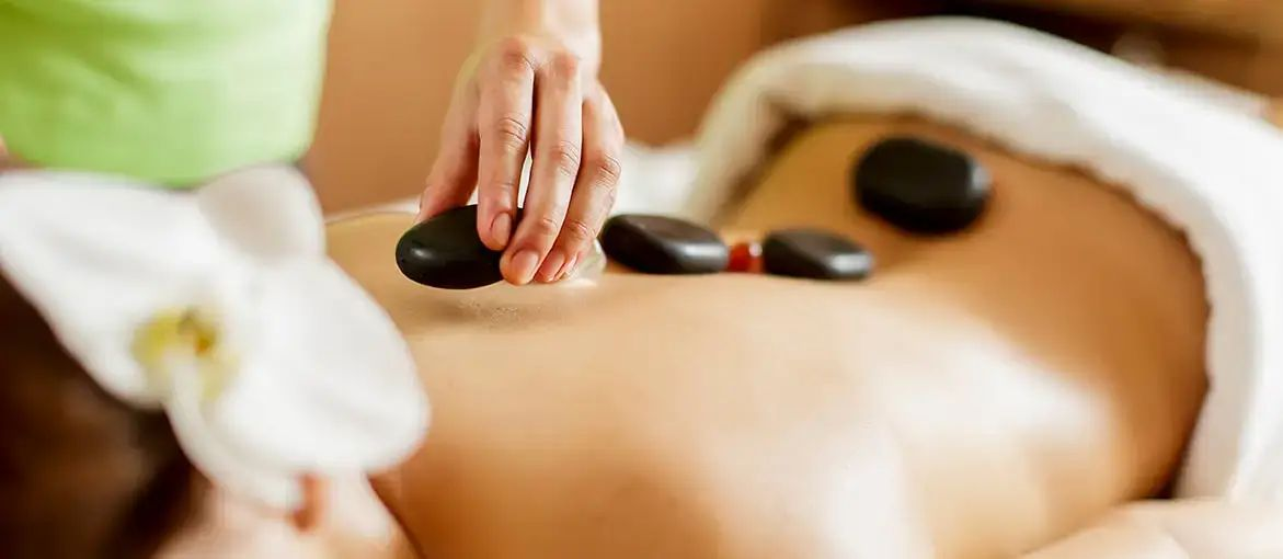 Thai Massage Hot-Stone